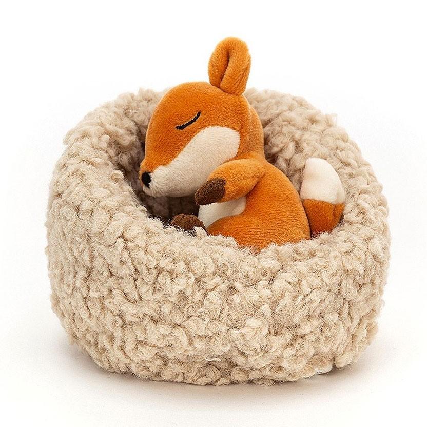Jellycat - Fuchs im Winterschlaf Kuscheltier