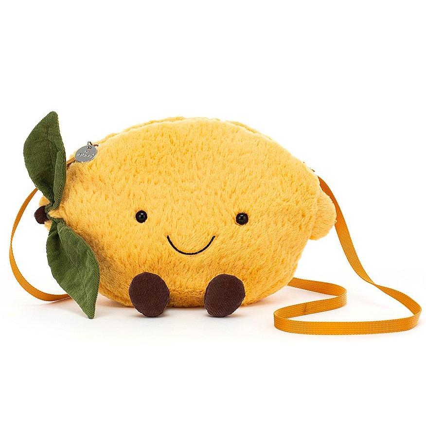 Jellycat - Amuseable Lemon Bag