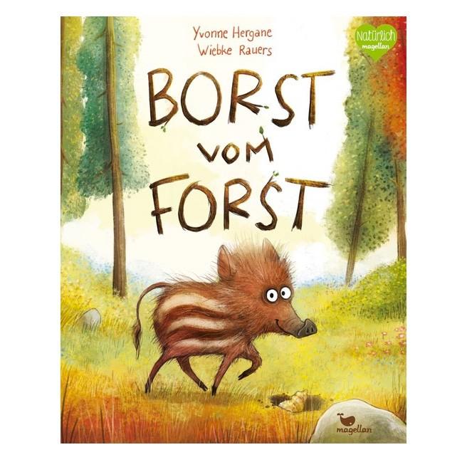 Kinderbuch - Borst vom Forst