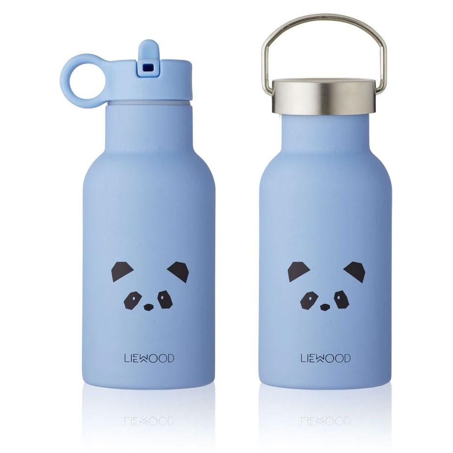 Liewood - Trinkflasche Anker Panda Sky Blue