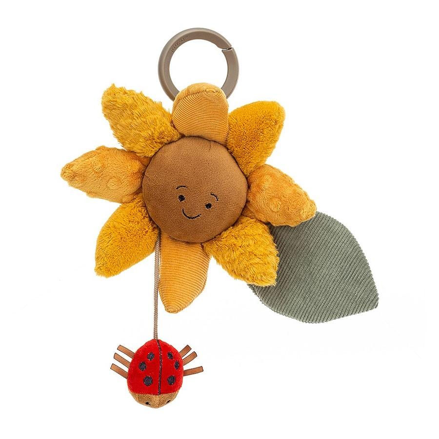 Jellycat - Aktivitätsspielzeug Baby Fleury Sunflower