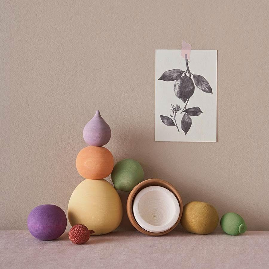 Raduga Grez - Obst aus Holz Vol 2