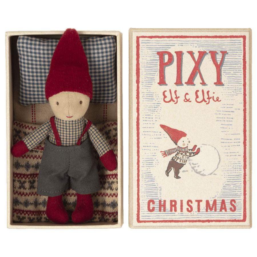 Maileg - Pixy Elf in der Schachtel