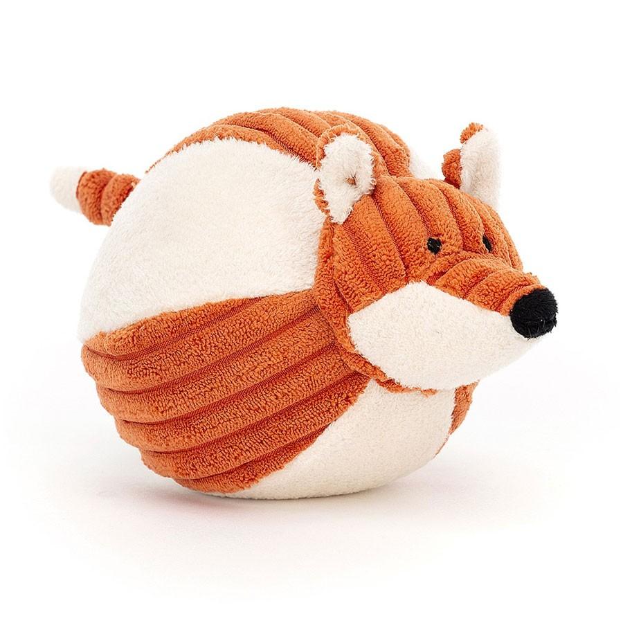 Jellycat - Baby Aktivitätsball Cordy Fox