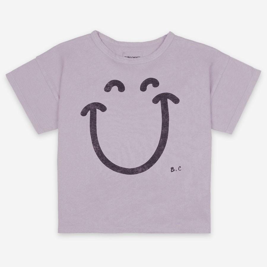 "Bobo Choses - T-Shirt ""Big Smile"""