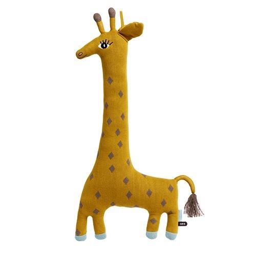 """OYOY - Großes Kuschelkissen """"Giraffe Noah"""""""