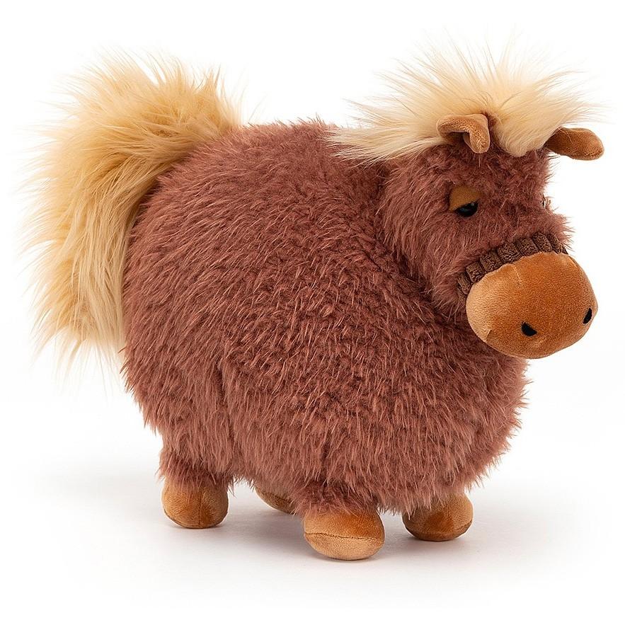 Jellycat - Kugeliges Pony Rolbie