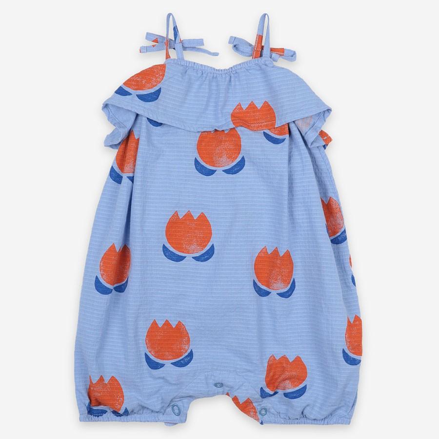 Bobo Choses - Sommerlicher Babystrampler Blume