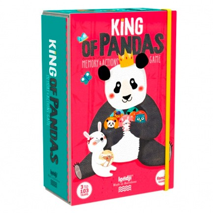 Londji - Memory King of Pandas