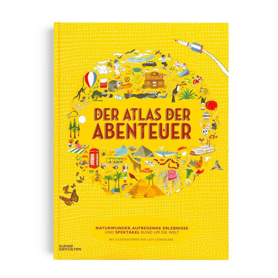 Kinderbuch - Atlas der Abenteuer