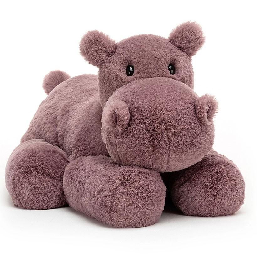 Jellycat - Großer Huggady Hippo 32cm