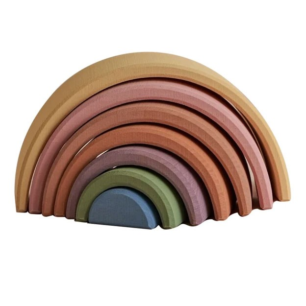 Raduga Grez - Kleiner Regenbogen Pastell