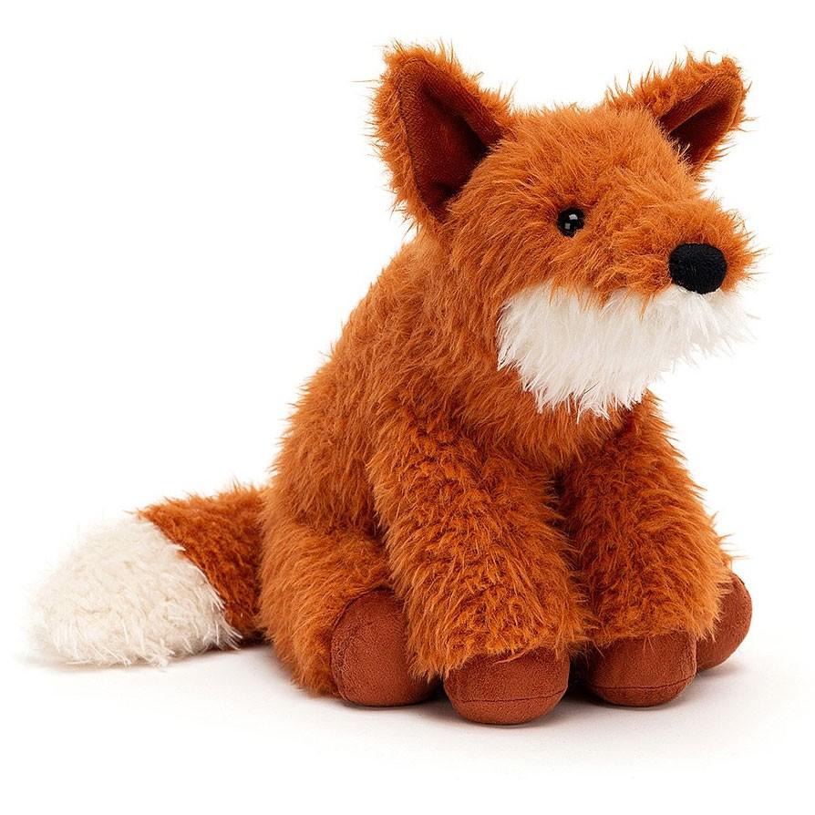 Jellycat - Curvie Fox