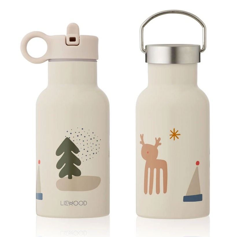 Liewood - Trinkflasche Anker Holiday mix