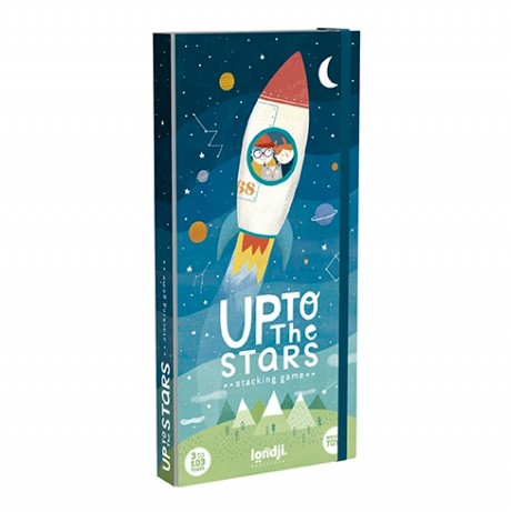 "Londji - Stapelspiel aus Holz ""Up to the Stars"""