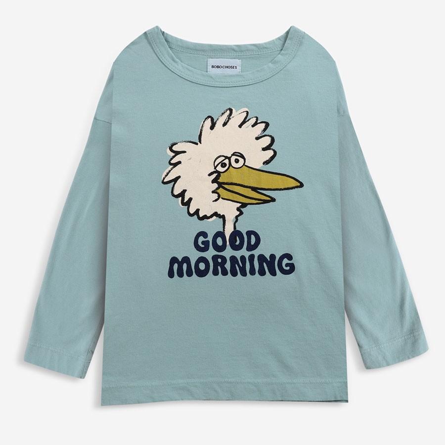 Bobo Choses - Long Sleeve Shirt Birdie
