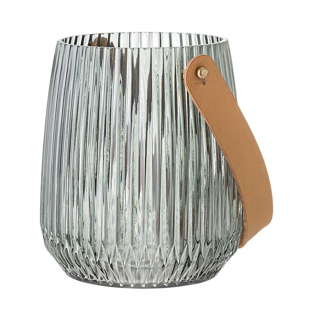 Bloomingville - Windlicht aus Glas