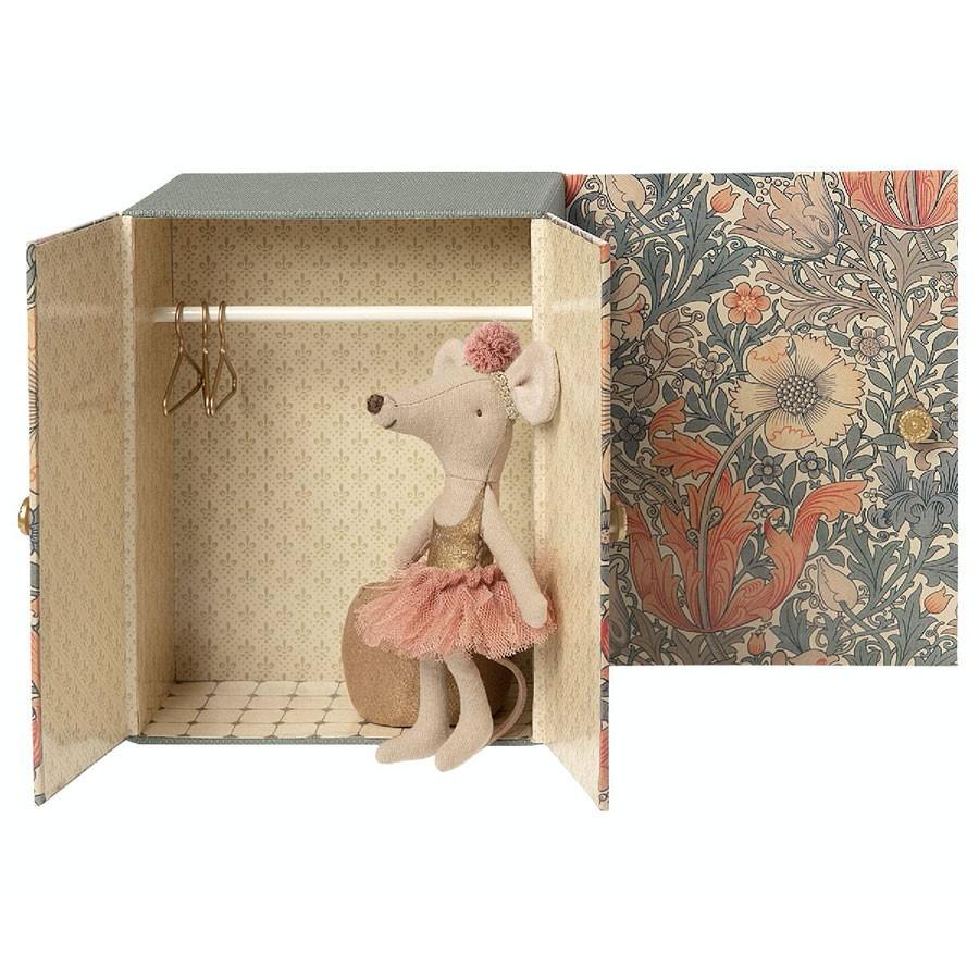 Maileg - Ballett Maus mit Tanzstudio