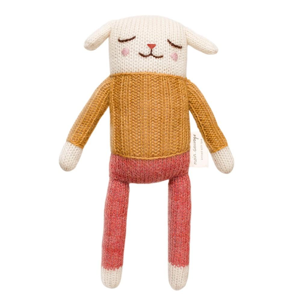 Main Sauvage - Lamm mit Pullover