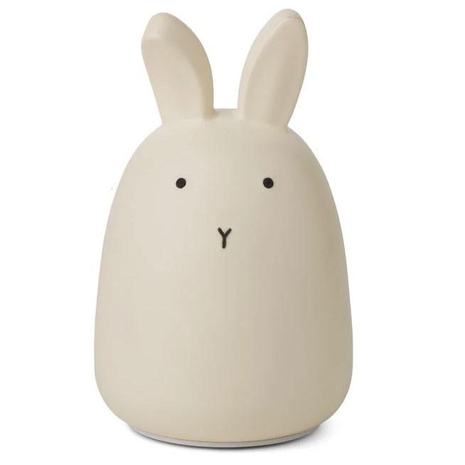 Liewood - Nachtlicht Winston Rabbit Creme de la Creme