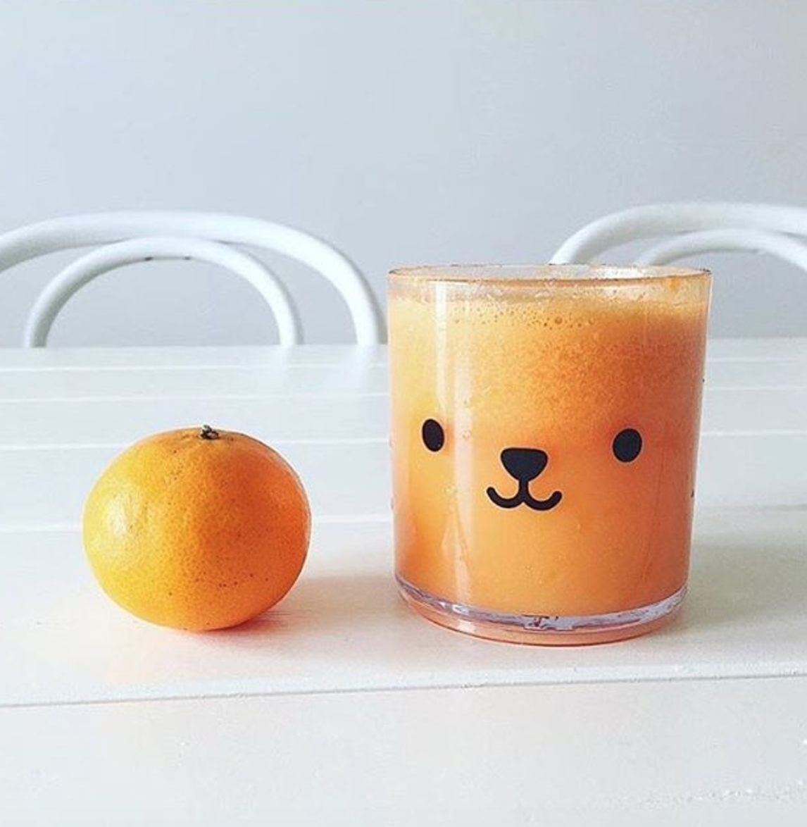 """Buddy and Bear - Trinkglas """"Bär"""""""