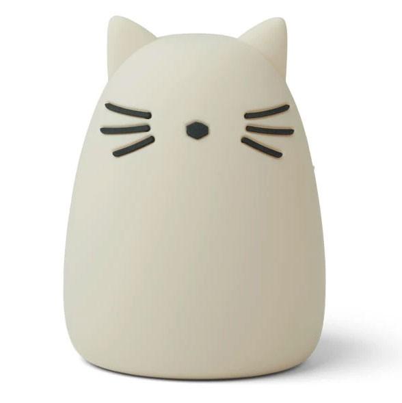 Liewood - Nachtlicht Cat Winston Sandy