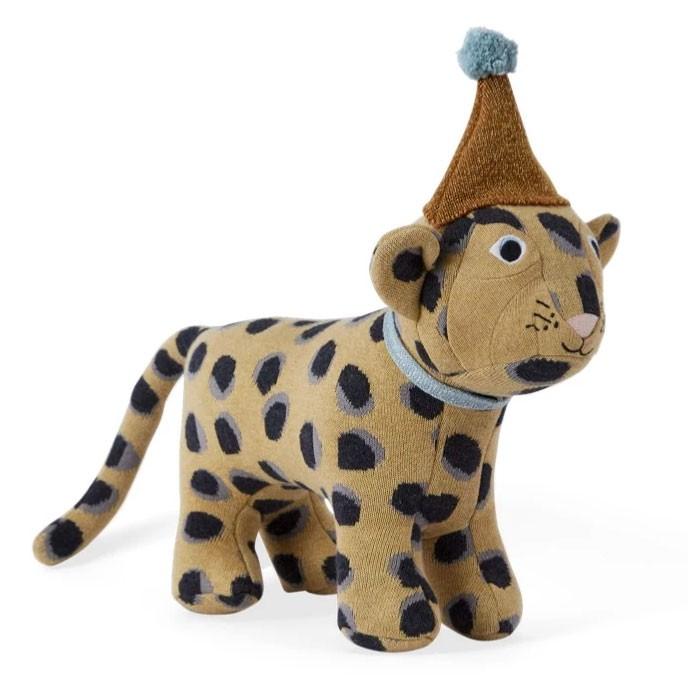 OYOY - Leopard Elvis mit Hut