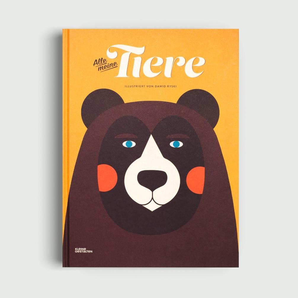 Kinderbuch - Alle meine Tiere