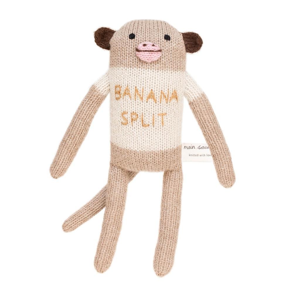 "Main Sauvage - Affe ""Banana Split"""