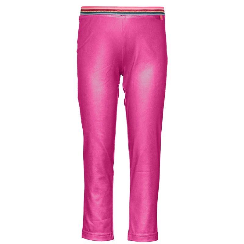LEBIG - Metallic Leggings Pink