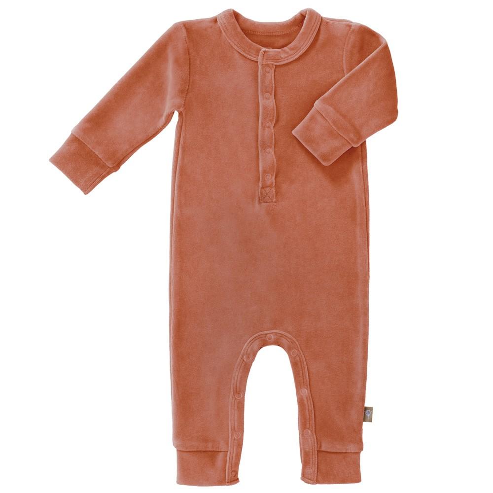 Fresk - Baby Strampler Ash Rose