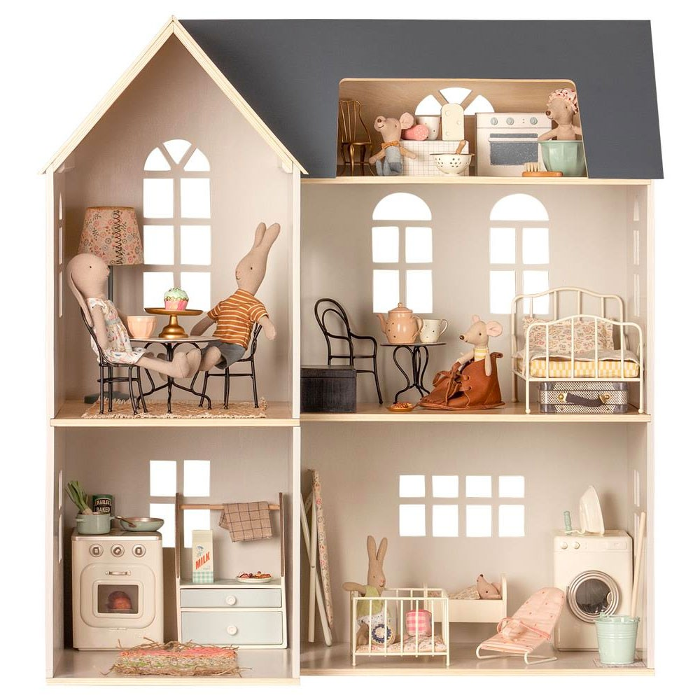 Maileg - Großes Puppenhaus aus Holz