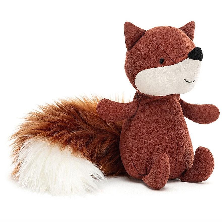 Jellycat - Fuchs Suedetta