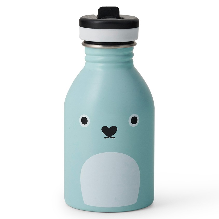 """Noodoll - Trinkflasche """"Ricecpudding"""" Mint"""