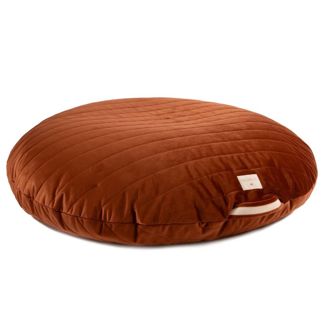 Nobodinoz - Sitzsack Savanna Velvet Sahara Wild Brown