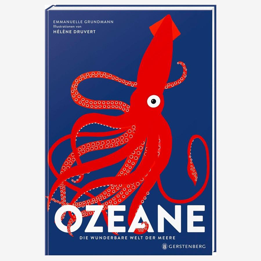 Kinderbuch - Ozeane: Die wunderbare Welt der Meere