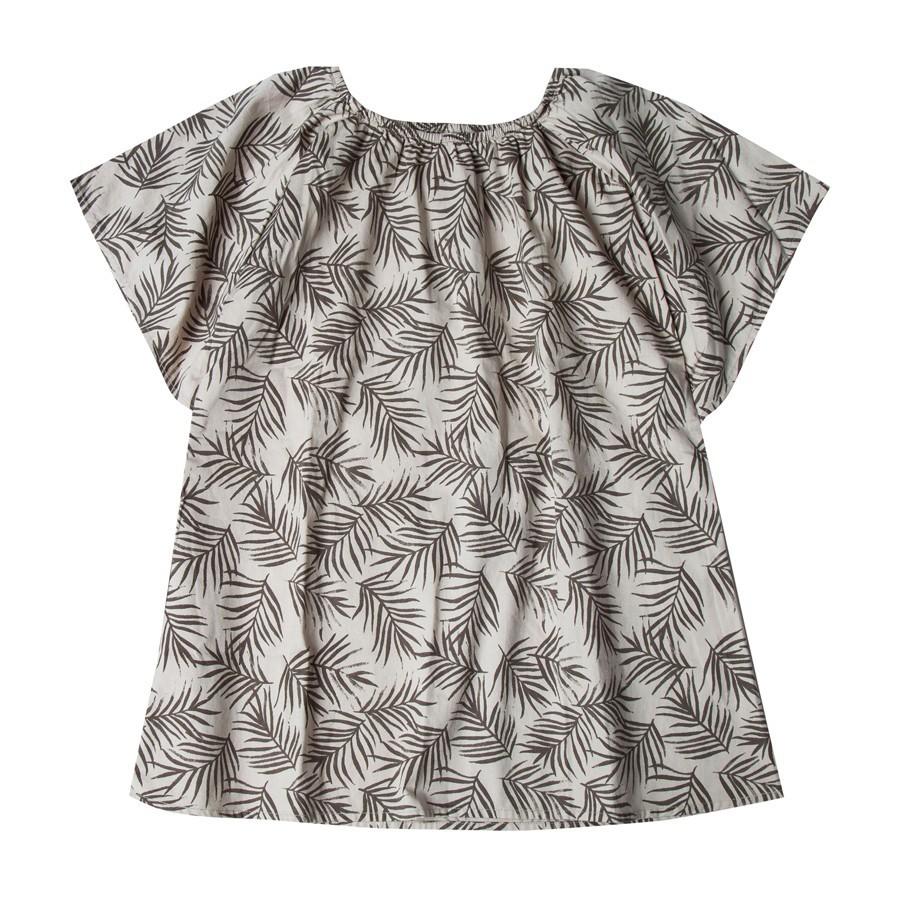 """Rylee & Cru - Kleid """"Palmblätter"""""""