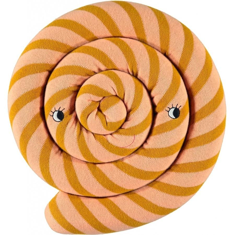 OYOY - Kuschelkissen Lollipop Karamell