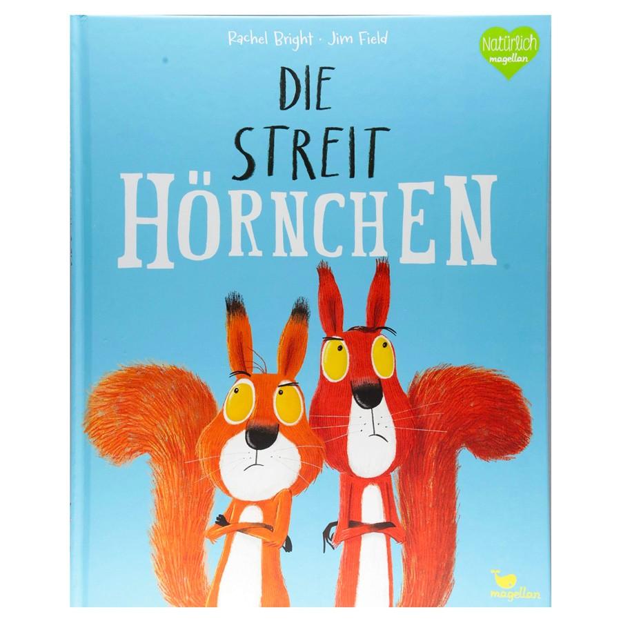 Kinderbuch - Die Streithörnchen