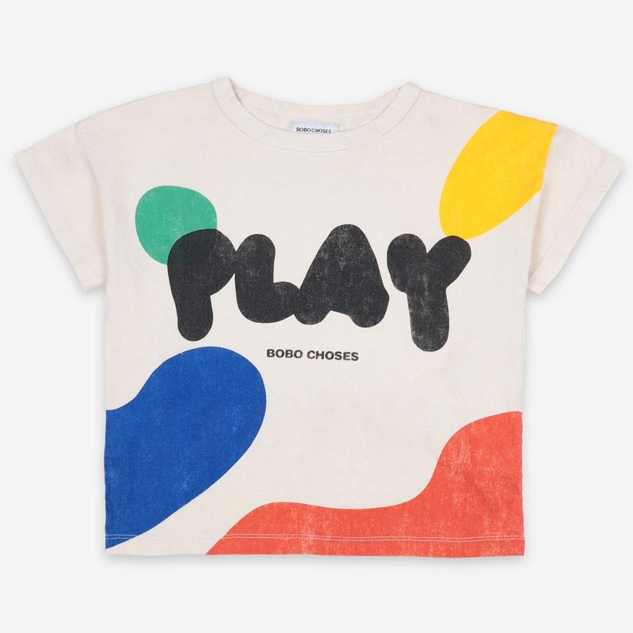 "Bobo Choses - T-Shirt ""Play"""