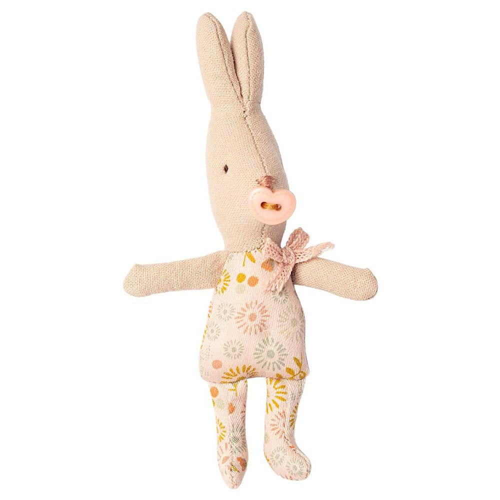 Maileg - Micro Hase mit Schnuller MY GIRL