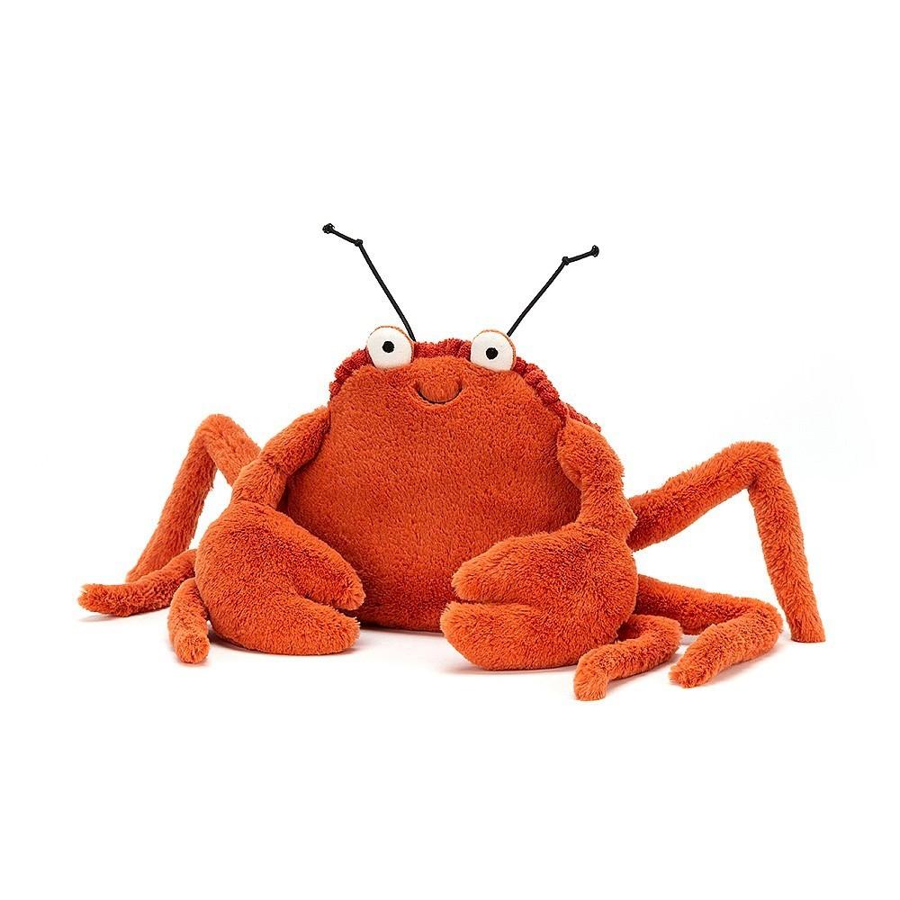 Jellycat - Crispin Crab Medium