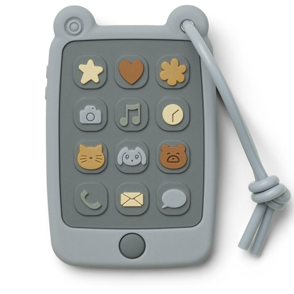 Liewood - Spielzeug Handy Thomas Blau