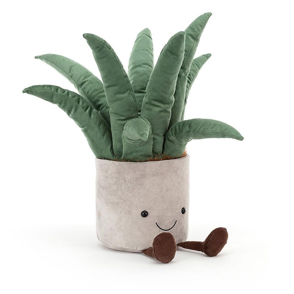 Jellycat - Große Aloe Vera zum kuscheln