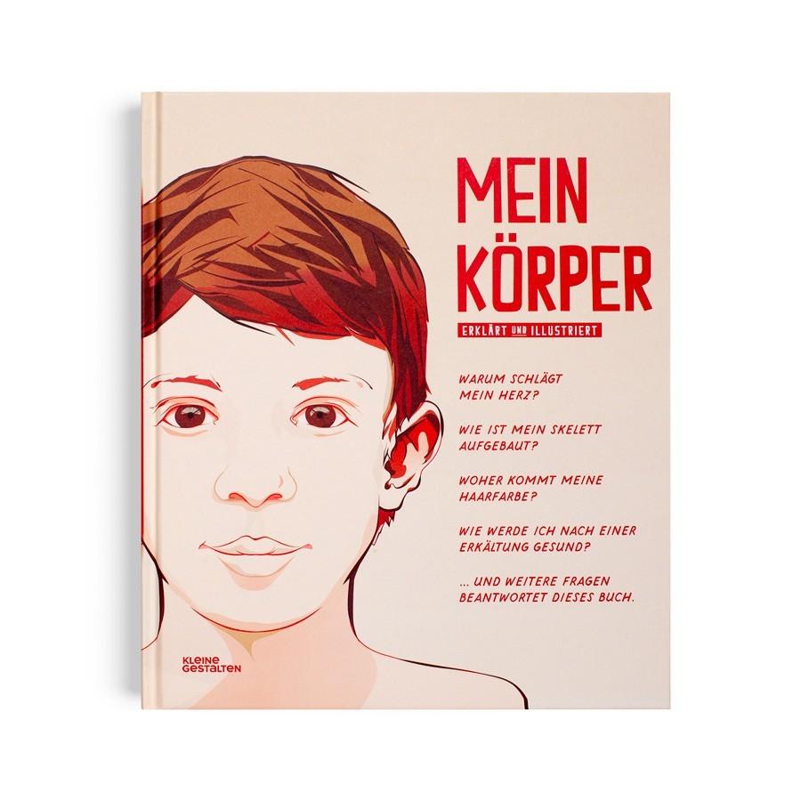 Kinderbuch - Mein Körper