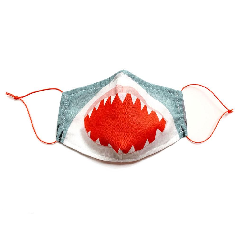 Pleased to meet - Gesichtsmaske Haifisch für Kids