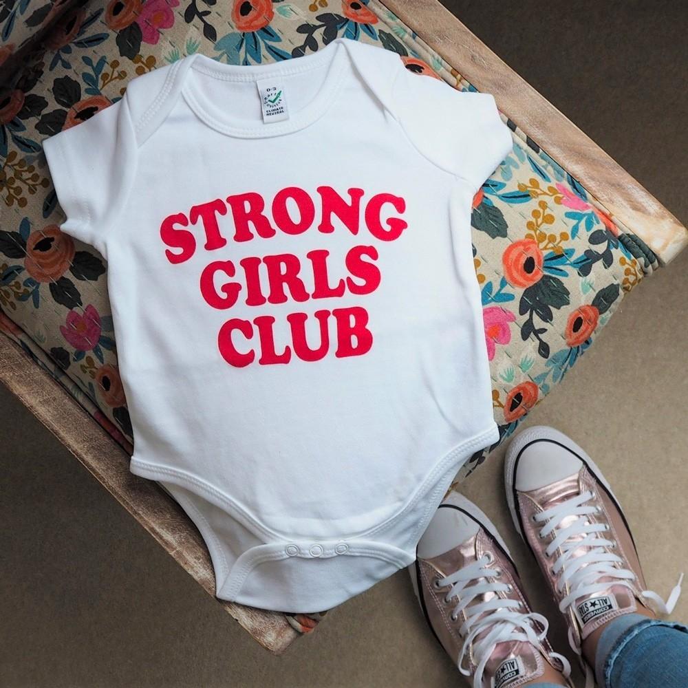 "Muthahood - Babybody ""Strong Girls Club"""
