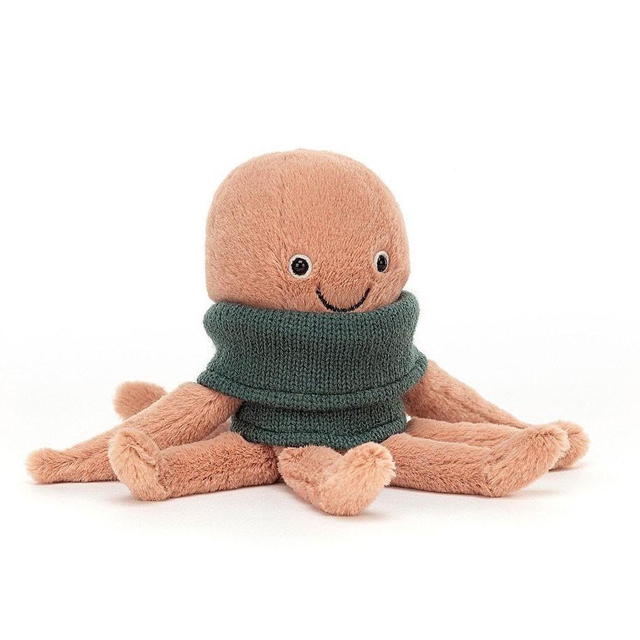 Jellycat - Cozy Crew Octopus