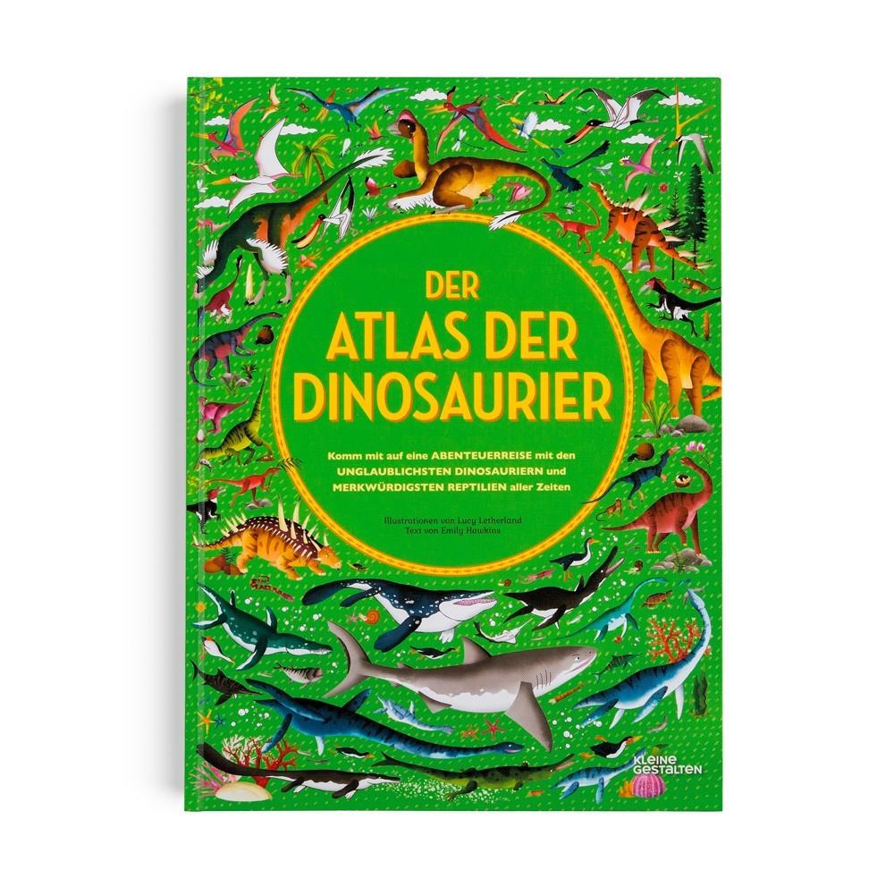 Kinderbuch - Atlas der Dinosaurier