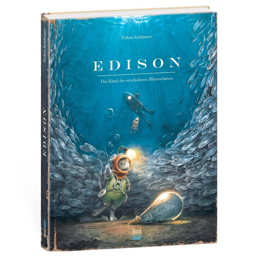 Kinderbuch - Edison